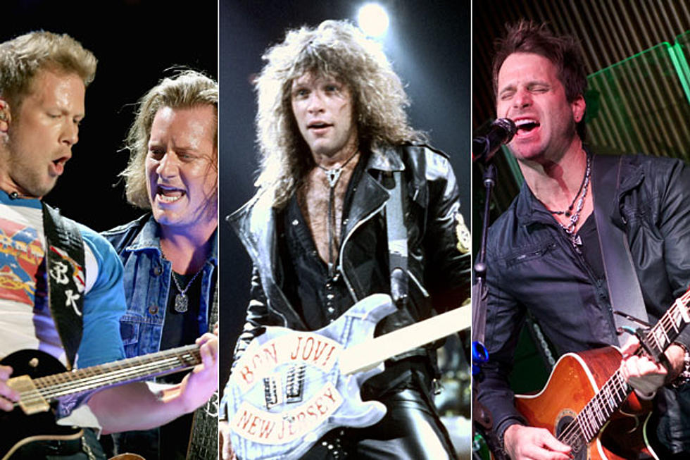 What's Behind the '80s Rock Revival in Country Music?
