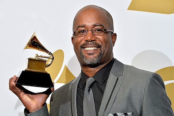 Darius Rucker Missed Accepting His 2014 Grammy Award Due