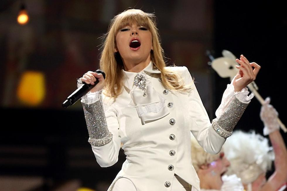 Taylor Swift Added to 2014 Grammy Performance Lineup