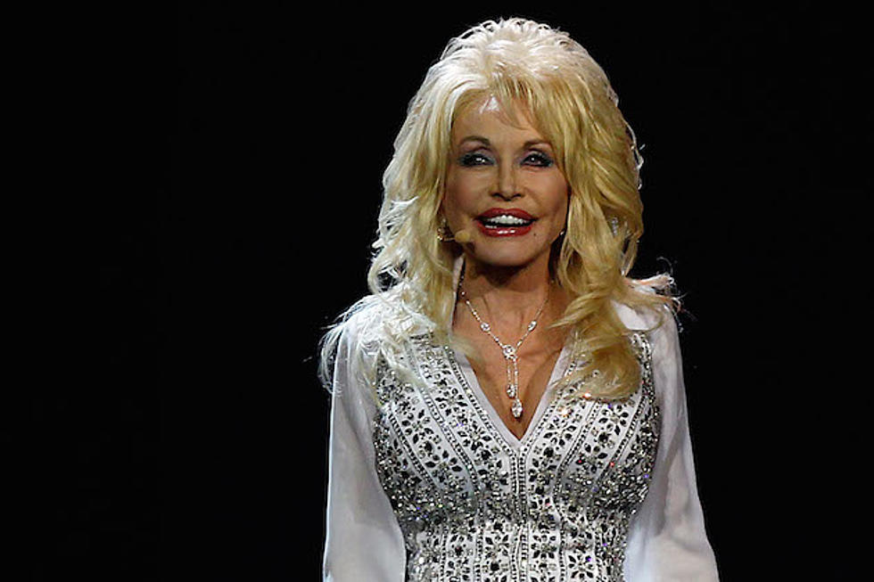 Holand dolly parton has a huge head girls nerd walk-in