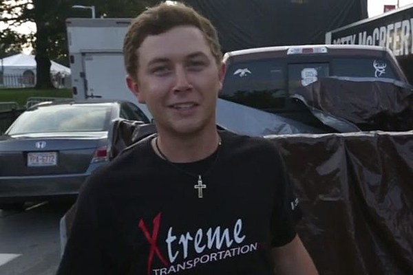 North Country Ford >> Scotty McCreery Takes ALS Ice Bucket Challenge