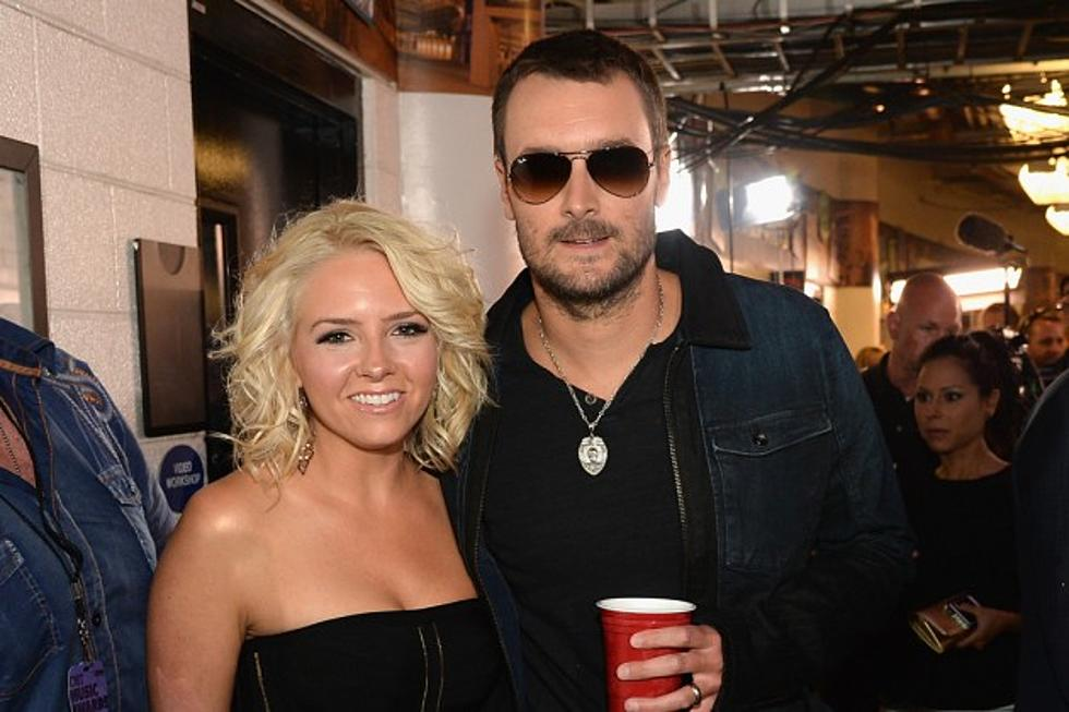 Eric Church and Wife Katherine Expecting Another Baby