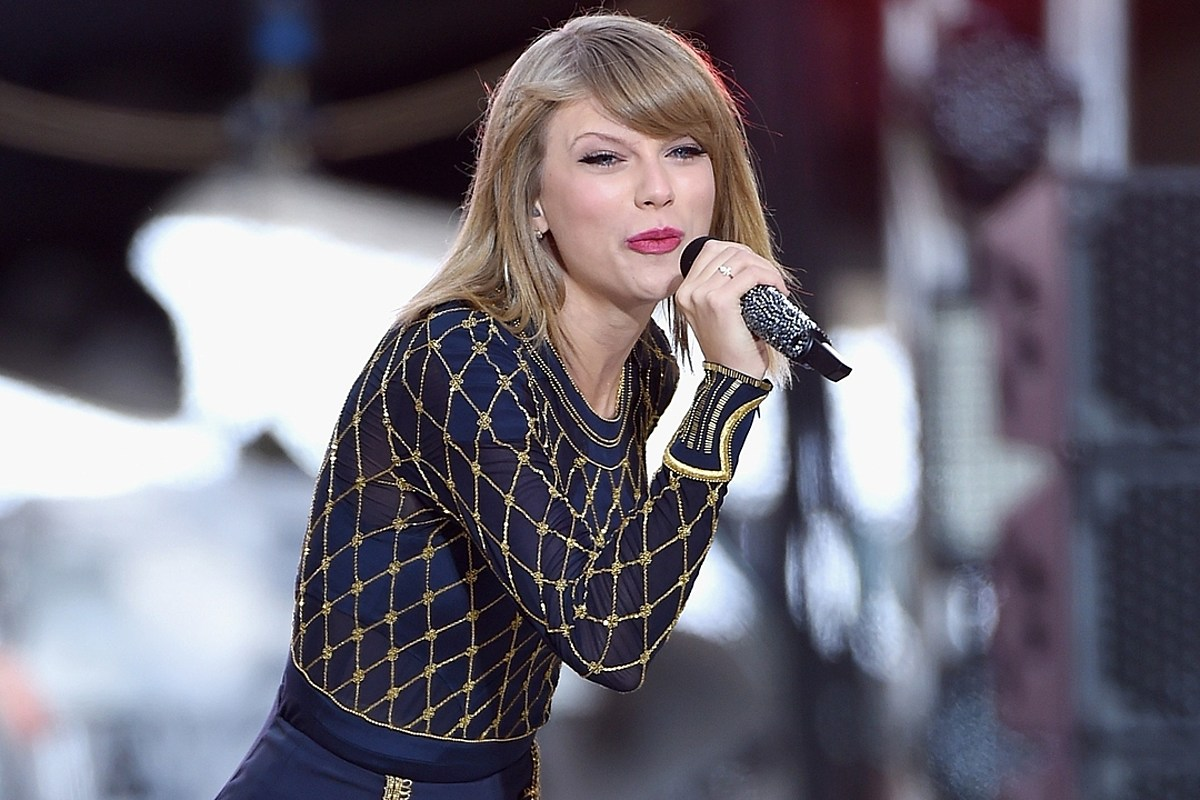 Taylor Swift Announces 1989 World Tour
