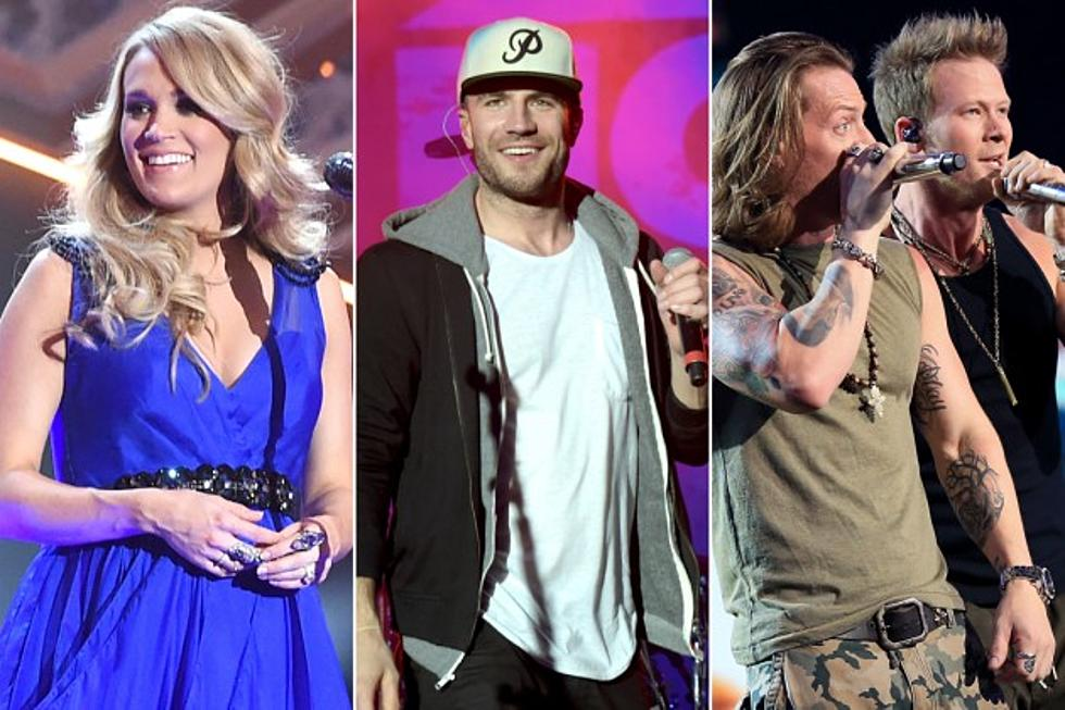 Top 40 Country Songs - February 2015