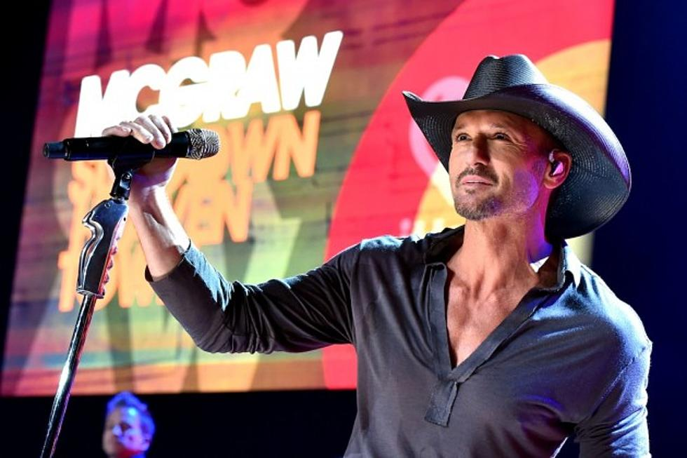 Odd Duets and Cover Songs by Tim McGraw for His Birthday