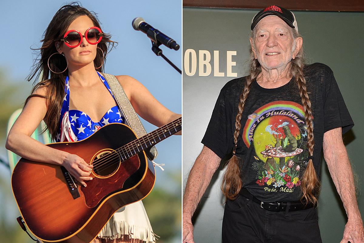 Chris Stapleton joins Willie Nelsons Outlaw Music