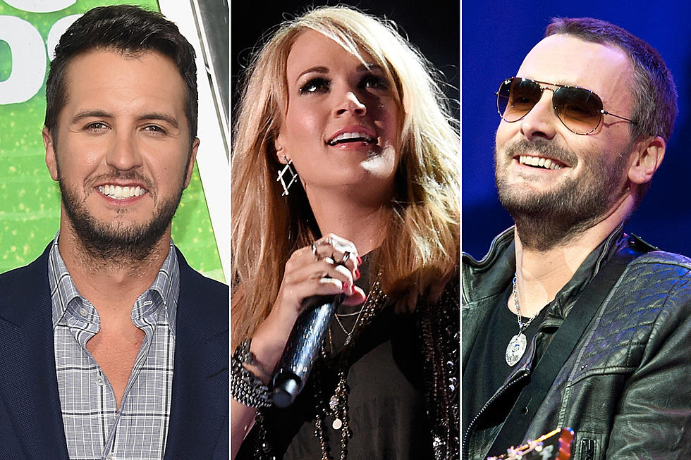 Top 40 Country Songs – July 2015