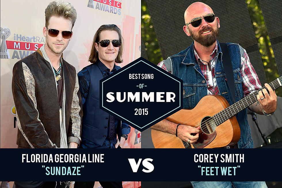 Best Song of Summer 2015: Florida Georgia Line vs  Corey Smith