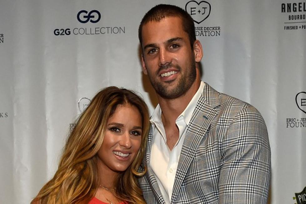 fe2e6383 Jessie James Decker, Eric Decker Welcome Baby Boy