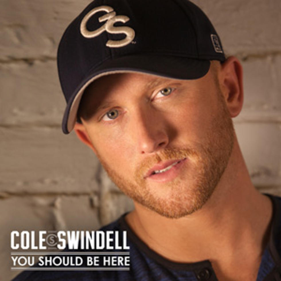 Cole Swindell, 'You Should Be Here' [Listen]