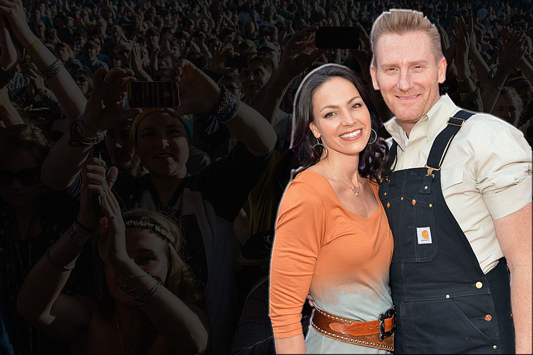 0cdcbc6b1 Joey + Rory s Little Girl Singing Along With Her Mom Is Beautiful
