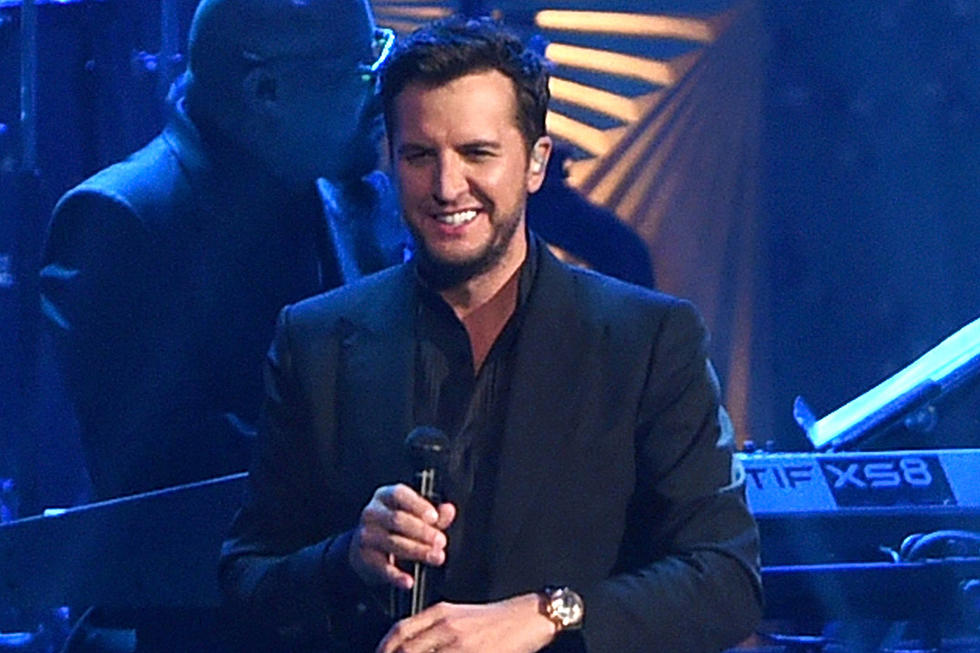 75460faea8d Luke Bryan Says Life With Three Boys Is  Constant Chaos