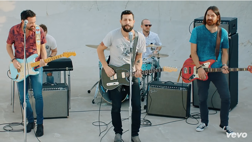 Old Dominion Release Breezy Video for 'Snapback'