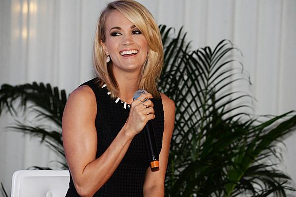 Carrie Underwood S Wild Saturday Night