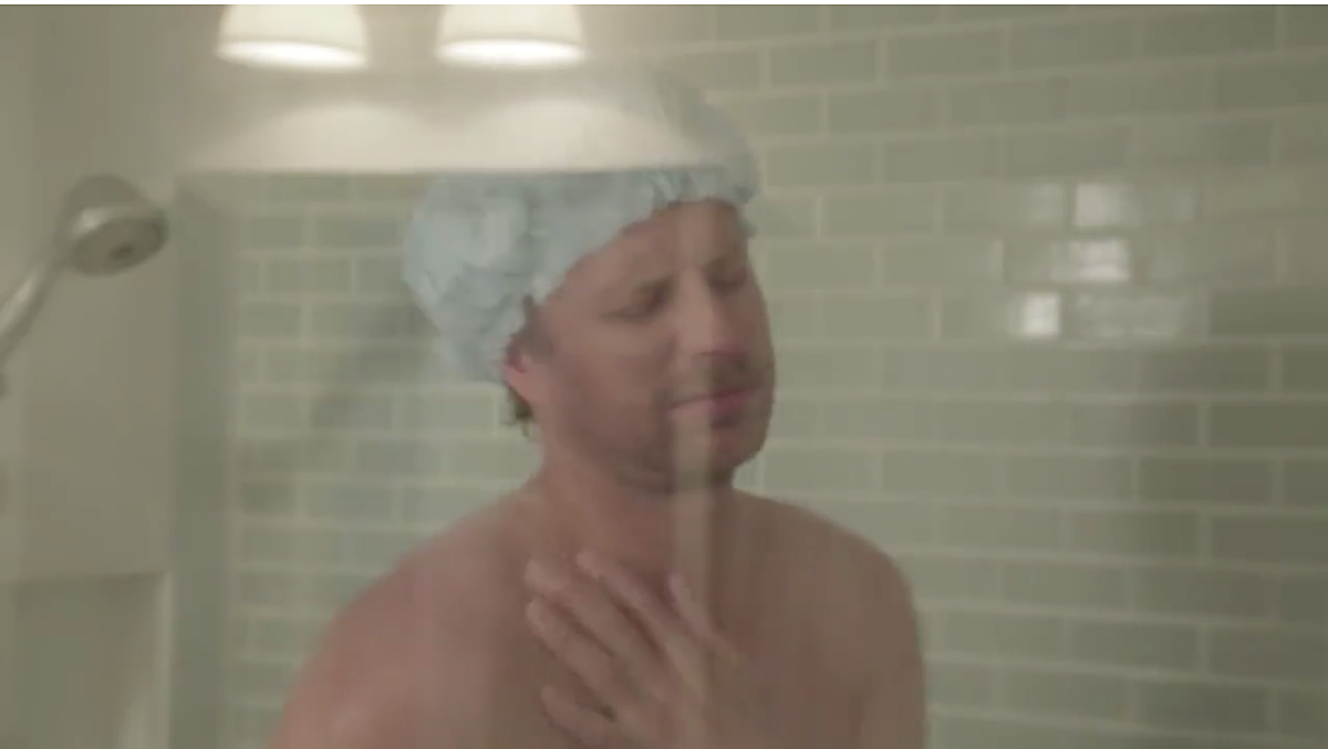Watch Dierks Bentley Sing in the Shower for ACM Awards