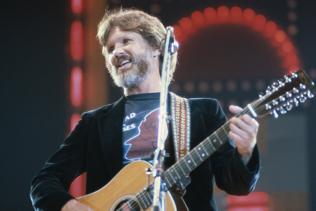 Top 10 Kris Kristofferson Songs