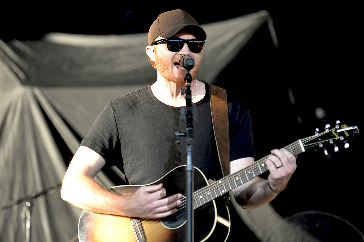 Eric Paslay Visits 'Angels' In Towns Around The Country