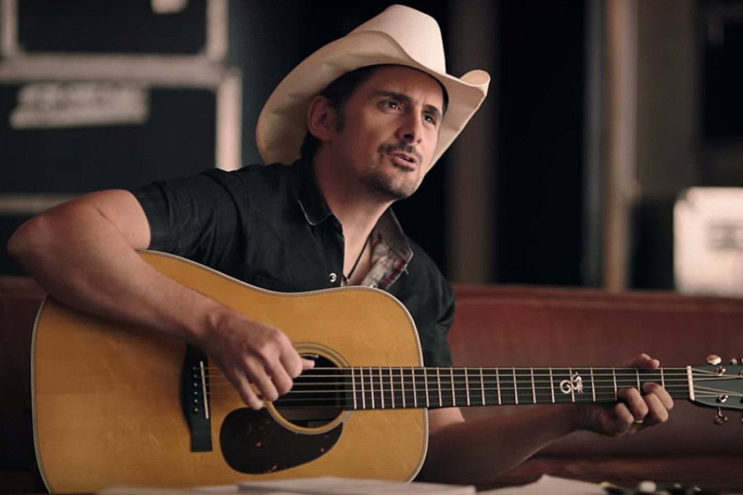 Brad Paisley Goes Nationwide For New Ad Campaign