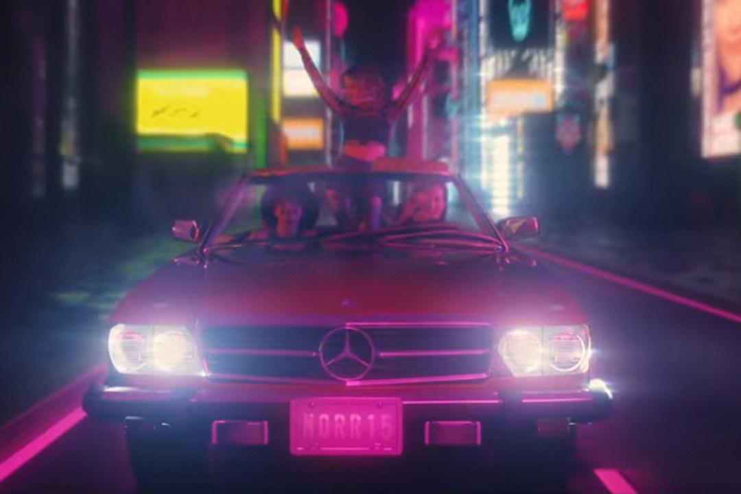 Maren Morris Shows Off Wheels in '80s Mercedes' Video