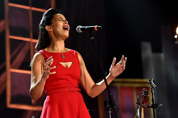 Rhiannon Giddens Joins Cast Of Nashville