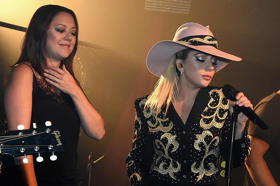 Hear Lady Gaga's Country-Tinged 'A-Yo'