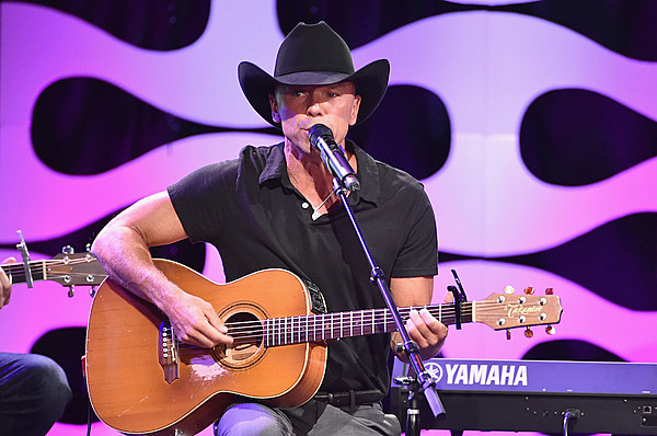 Watch Kenny Chesney's 'Rich and Miserable' Lyric Video