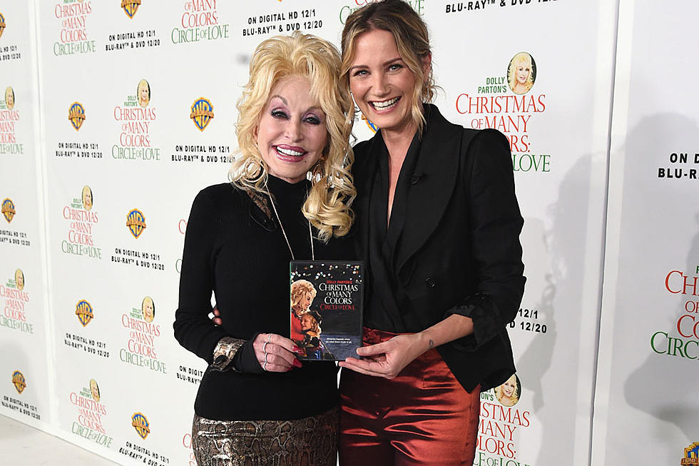 Dolly Partons Christmas Of Many Colors Circle Of Love.Christmas Of Many Colors Circle Of Love Trailer Released