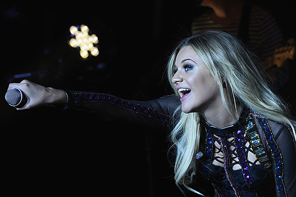 Kelsea Ballerini Covers Tennessee Whiskey Watch