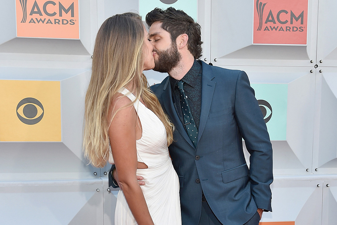 3305145333b9 Thomas Rhett s Wife Is the  Star of the Show  in This Video
