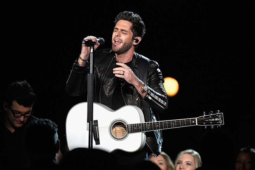 Thomas Rhett and the Sound That Replaced Bro-Country