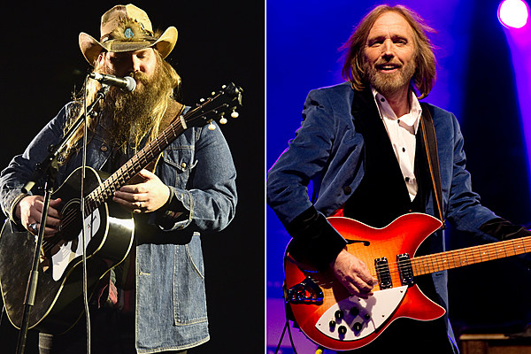 chris stapleton to open for tom petty anniversary tour. Black Bedroom Furniture Sets. Home Design Ideas