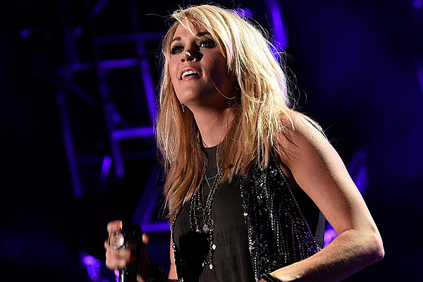 Carrie Underwood Has No Real Plans For 2017