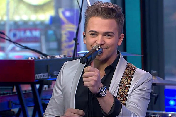 Hunter Hayes Debuts New Song 'All for You' On 'GMA'