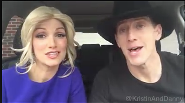 Lip-Syncing Couple Salute Country Songs, More in Viral Video