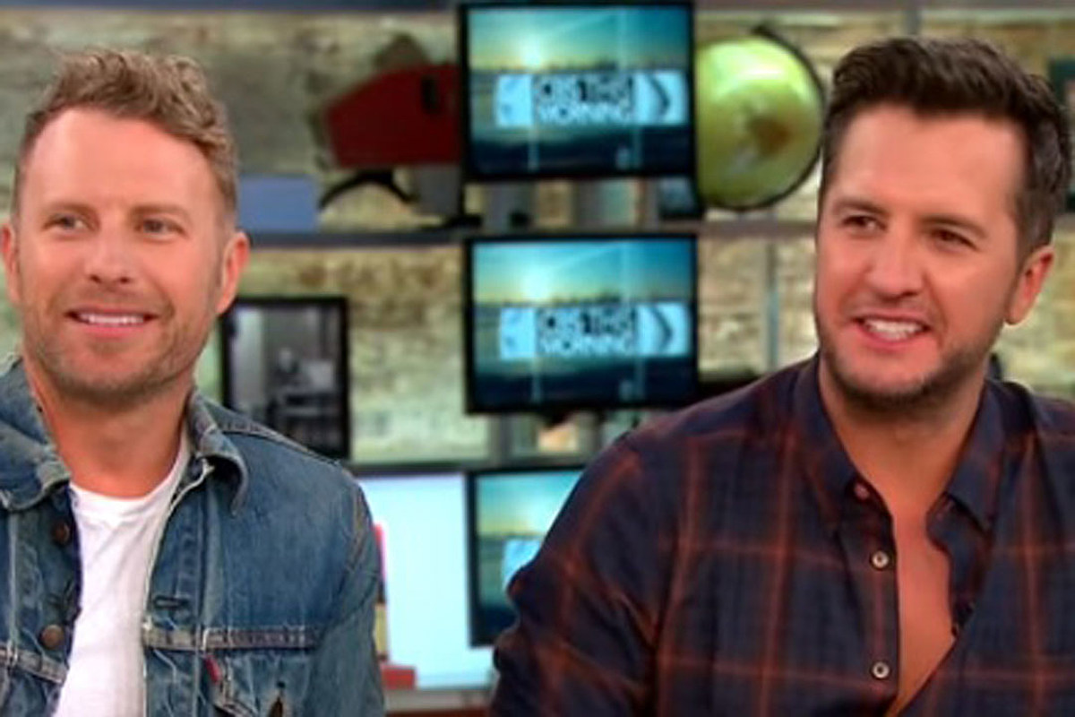 Luke Bryan and Dierks Bentley Preview ACM Awards and Talk