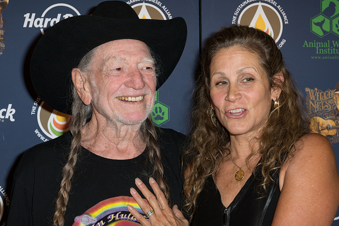 67a15aed2c Willie Nelson's Wife Releases Her Own Line of Weed Products
