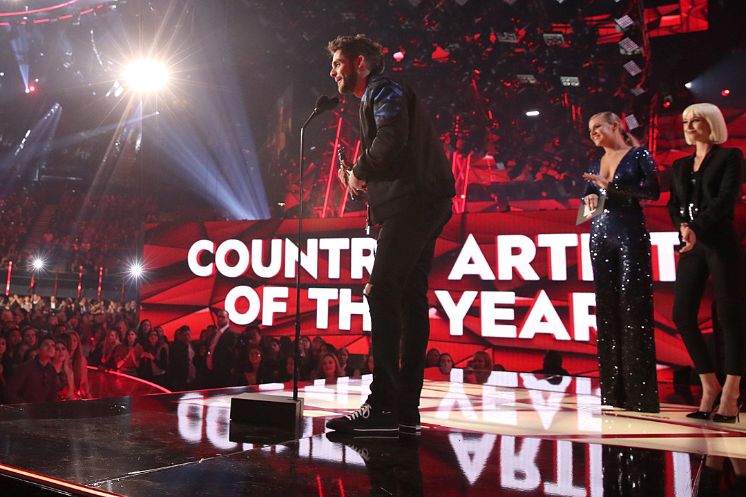 2017 iHeart Radio Music Awards: Country Winners List