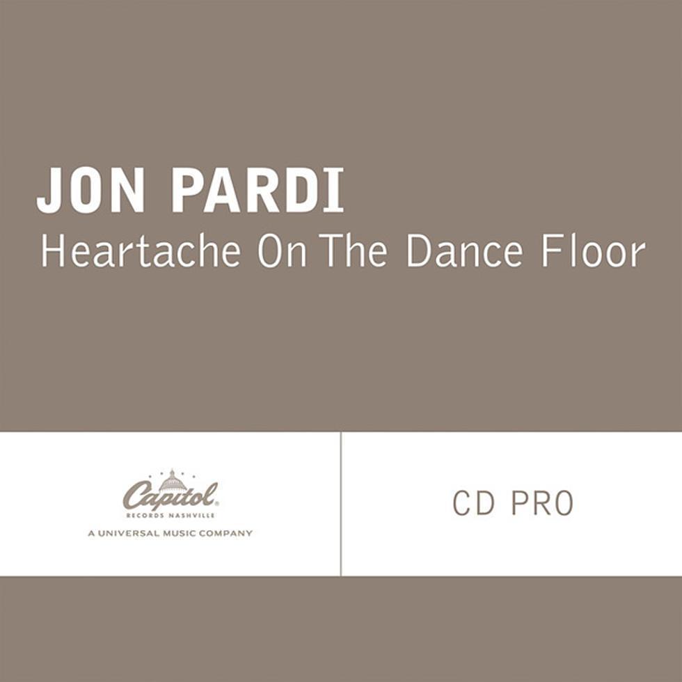Jon Pardi Heartache On The Dance