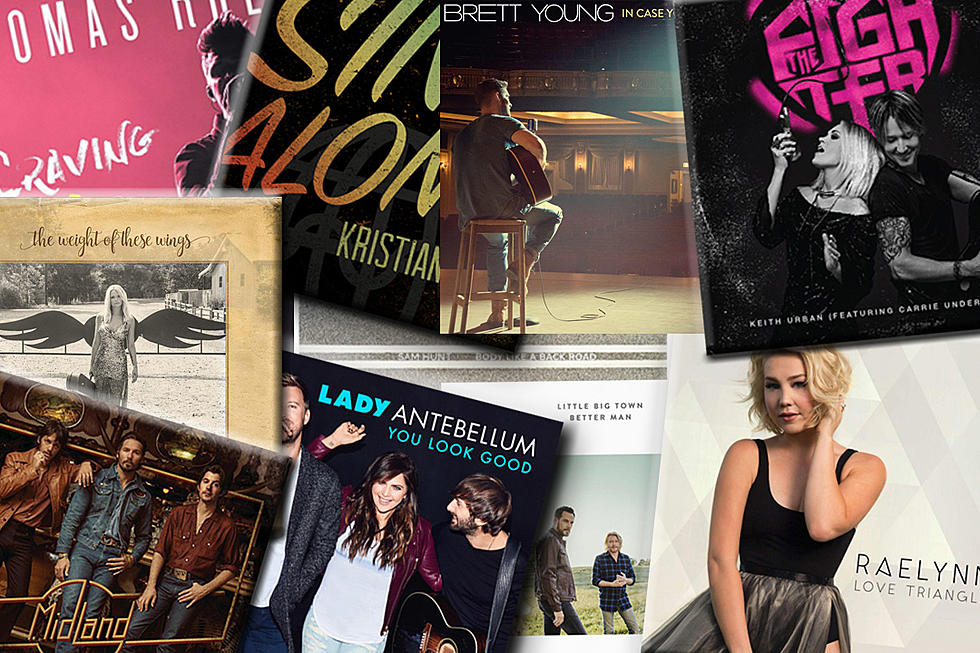 17 Undeniably Best Country Songs Of 2017