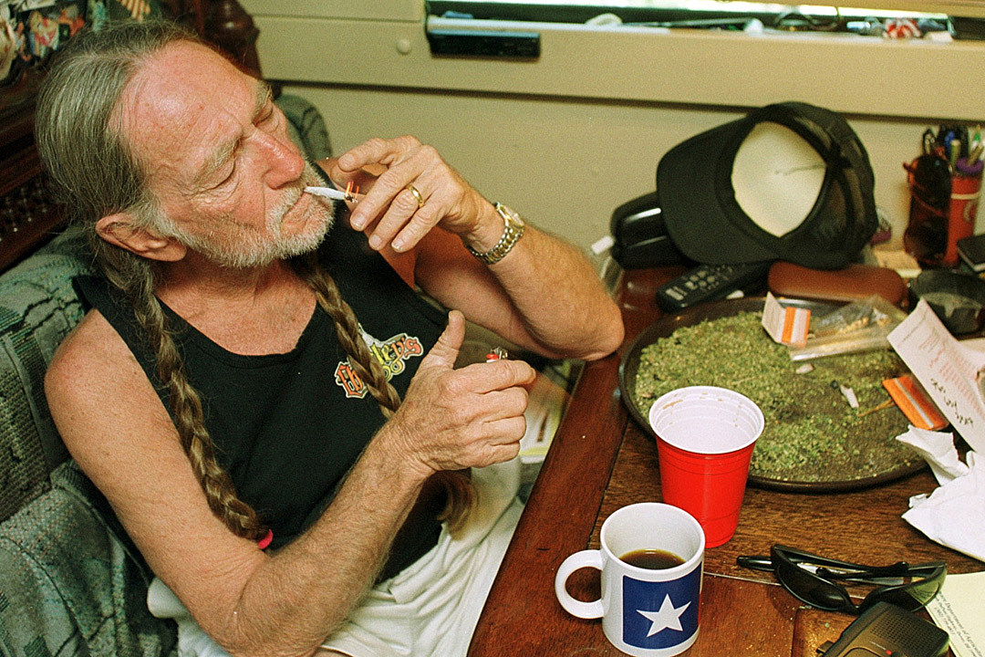 These Country Singers Admit They've Smoked Weed