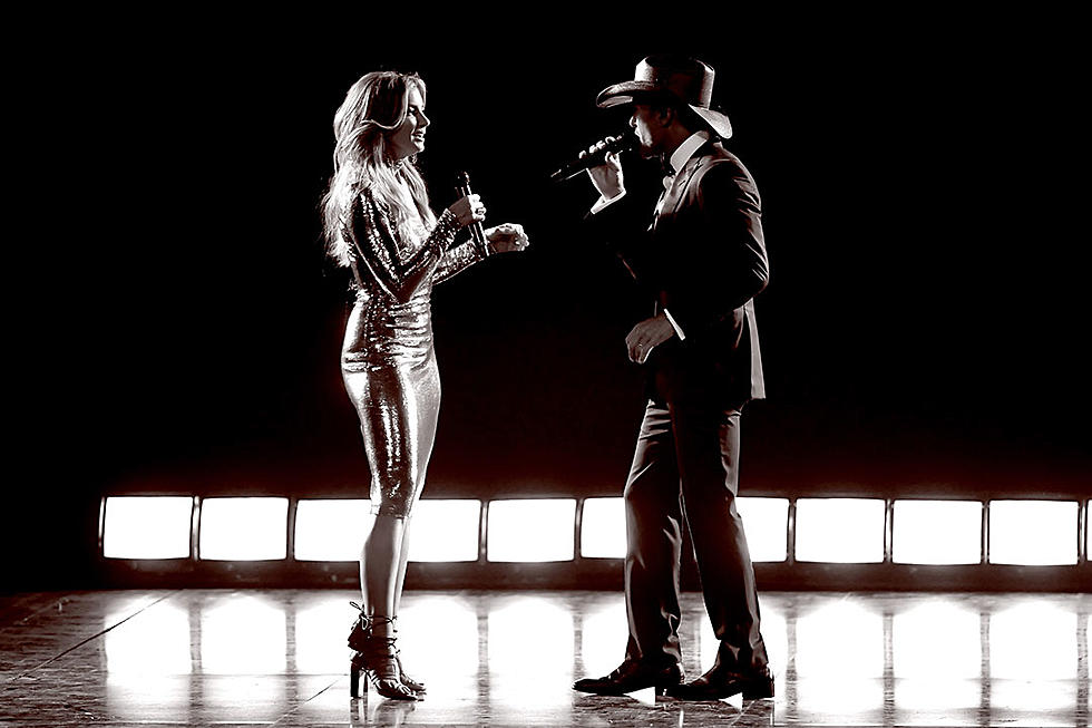 Tim McGraw and Faith Hill Turn Up the Heat in Sexy Spotify Ad