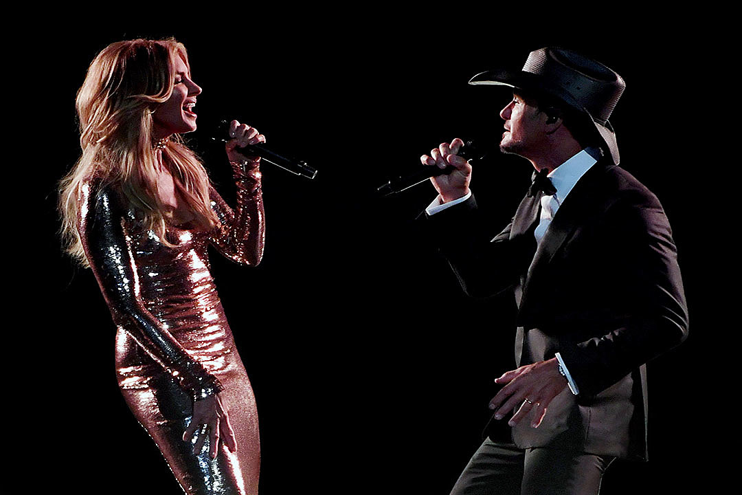 Tim McGraw, Faith Hill Share Story Behind 'Speak to a Girl'