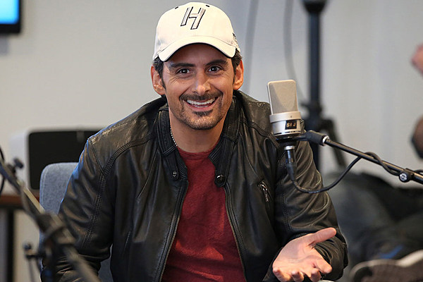 Brad Paisley Pens Two Songs for 'Cars 3' Soundtrack