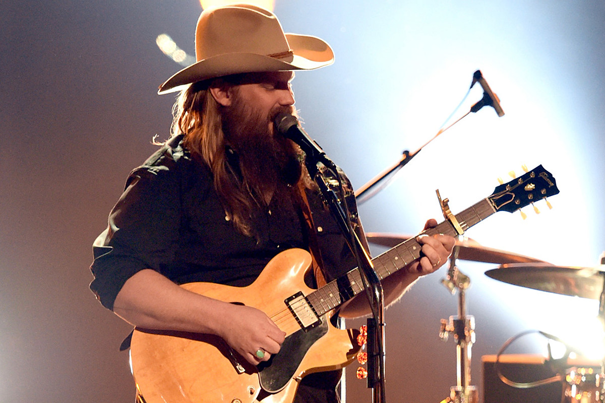 Toc Critic S Pick Chris Stapleton From A Room Vol 1
