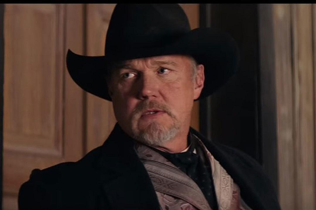 1995a6d6cd5d5 Trace Adkins Plays Villain In  Hickok  Trailer  Watch