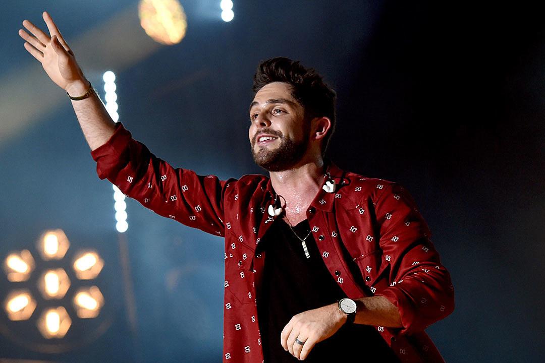 Thomas Rhett Shares 'Life Changes' Release Details