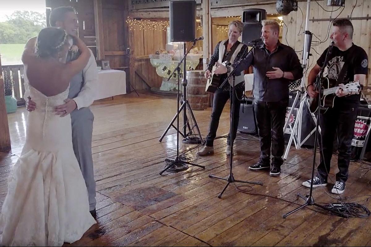 Wedding song bless the broken road