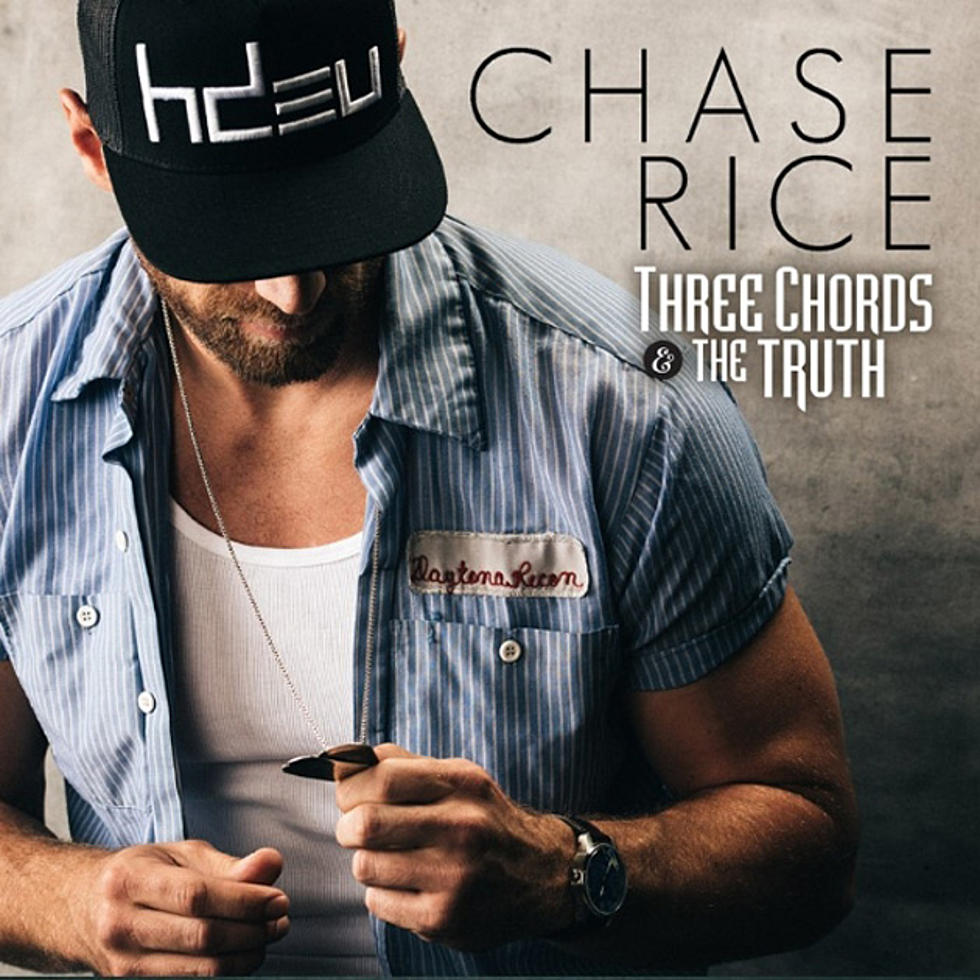 Chase Rice, 'Three Chords & the Truth' [Listen]
