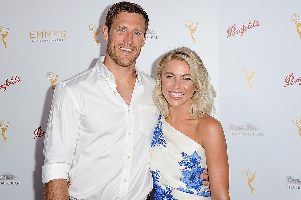 Julianne Hough Marries Hockey Player Brooks Laich