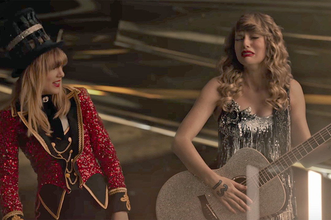 Country Taylor Swift Is Reborn Destroyed In Look What Video